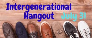 Intergenerational Hangout (Virtual)