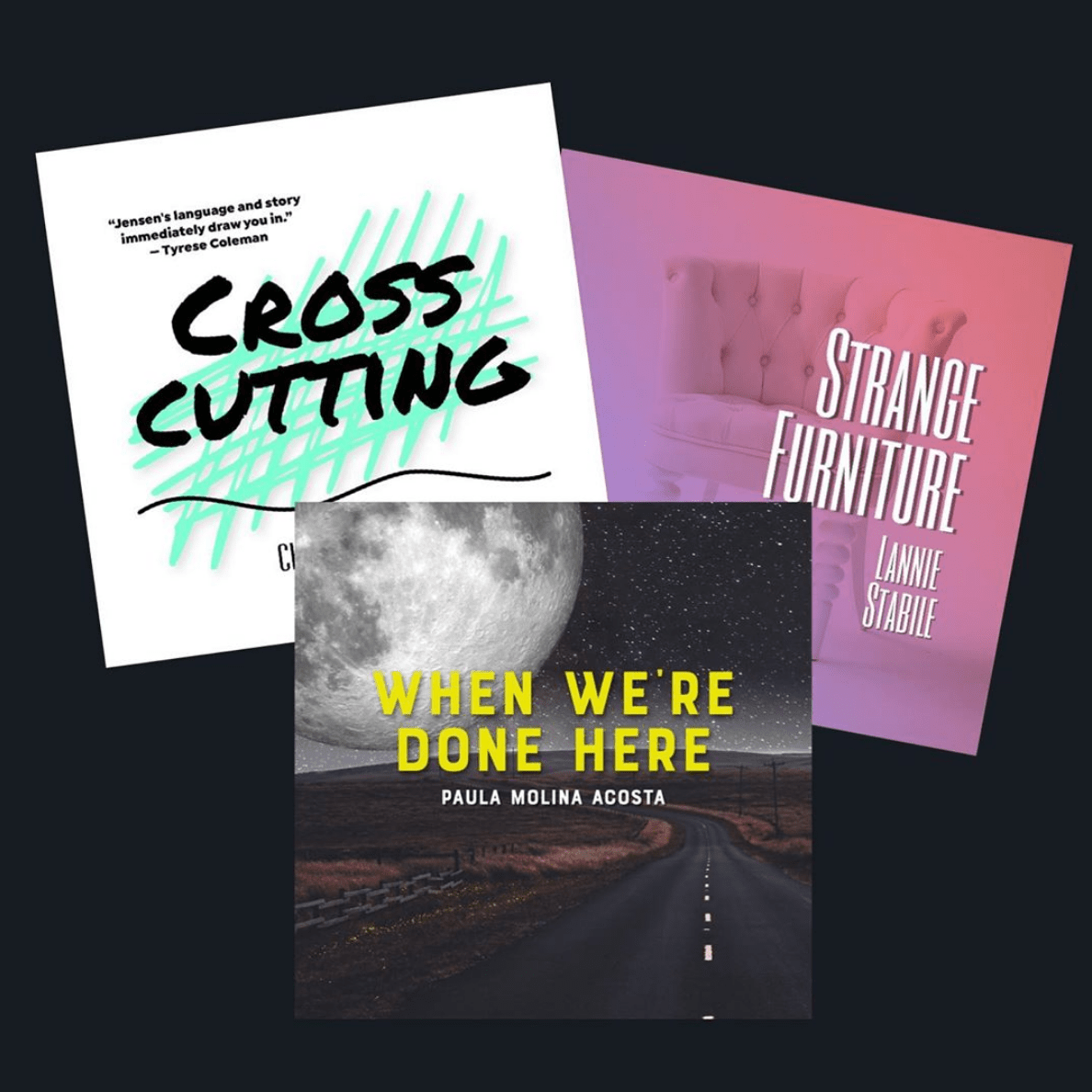 OutWrite 2020 chapbook competition winners published by Neon Hemlock Press