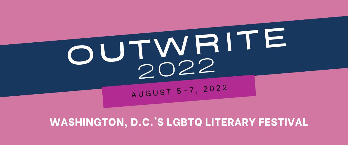 OutWrite 2022 festival graphic